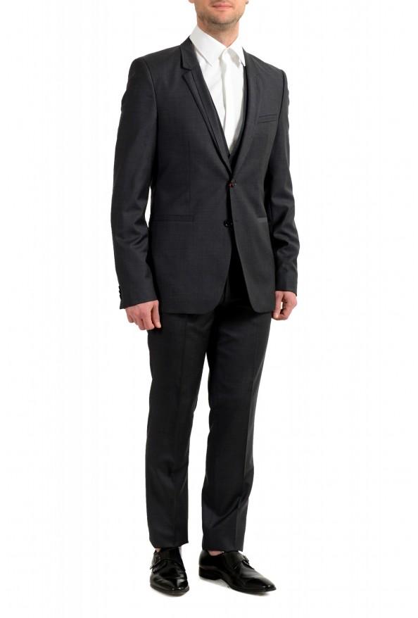 "Hugo Boss Men's ""Arti/Hesten183V1"" Extra Slim Fit 100% Wool Three Piece Suit: Picture 2"