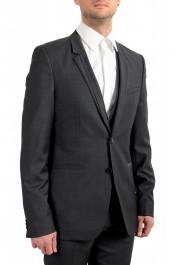 "Hugo Boss Men's ""Arti/Hesten183V1"" Extra Slim Fit 100% Wool Three Piece Suit: Picture 5"