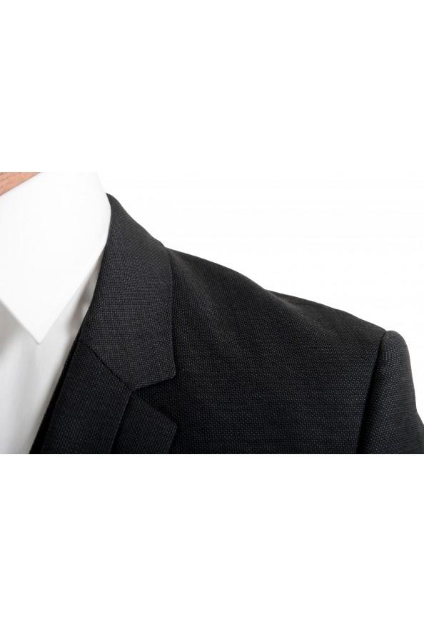 "Hugo Boss Men's ""Arti/Hesten183V1"" Extra Slim Fit 100% Wool Three Piece Suit: Picture 7"