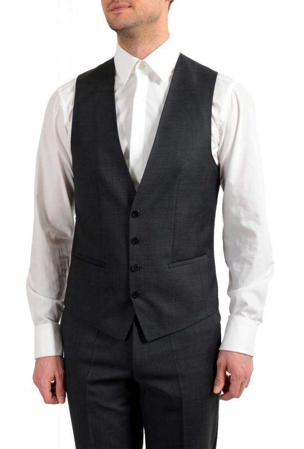"Hugo Boss Men's ""Arti/Hesten183V1"" Extra Slim Fit 100% Wool Three Piece Suit: Picture 8"