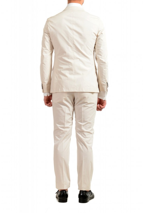 """Hugo Boss Men's """"Nylen1/Pery1"""" Slim Fit Stone Beige Two Button Suit: Picture 3"""