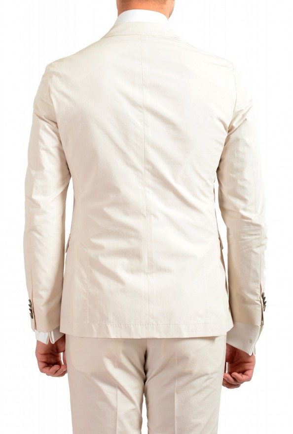 """Hugo Boss Men's """"Nylen1/Pery1"""" Slim Fit Stone Beige Two Button Suit: Picture 6"""
