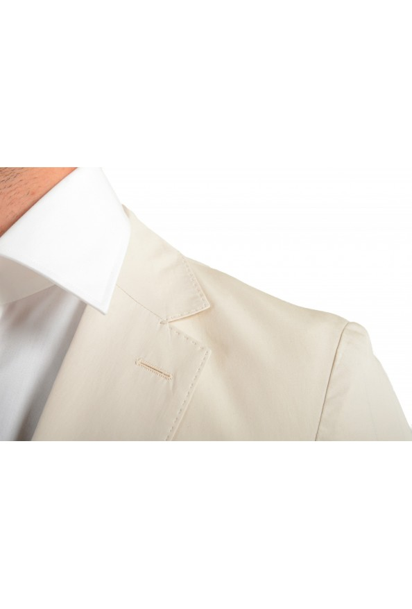 """Hugo Boss Men's """"Nylen1/Pery1"""" Slim Fit Stone Beige Two Button Suit: Picture 7"""