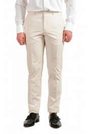 """Hugo Boss Men's """"Nylen1/Pery1"""" Slim Fit Stone Beige Two Button Suit: Picture 8"""