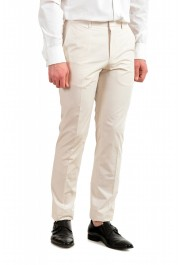 """Hugo Boss Men's """"Nylen1/Pery1"""" Slim Fit Stone Beige Two Button Suit: Picture 9"""