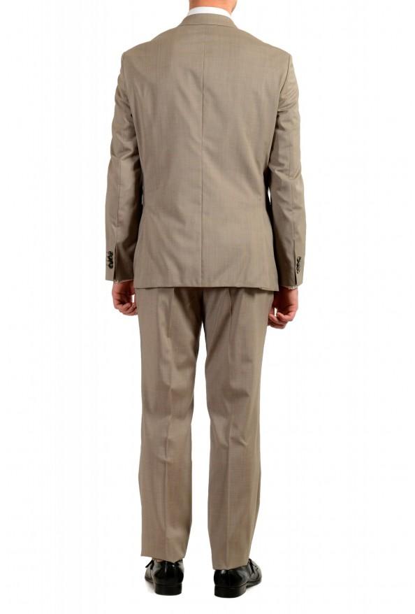 "Hugo Boss Men's ""Johnstons5/Lenon1"" Regular Fit 100% Wool Two Button Suit: Picture 3"