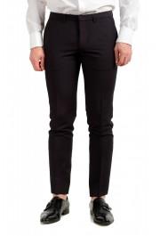 "Hugo Boss Men's ""Reymond/Wenten"" Extra Slim Fit Wool Mohair Two Button Suit: Picture 8"