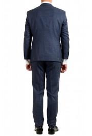 "Hugo Boss Men's ""T-Jarrod/Lone"" Regular Fit 100% Wool Plaid Two Button Suit: Picture 3"