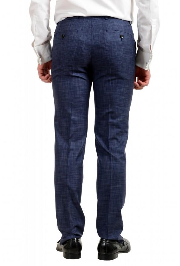 "Hugo Boss Men's ""Johnstons5/Lenon1"" Regular Fit Silk Wool Two Button Suit: Picture 10"