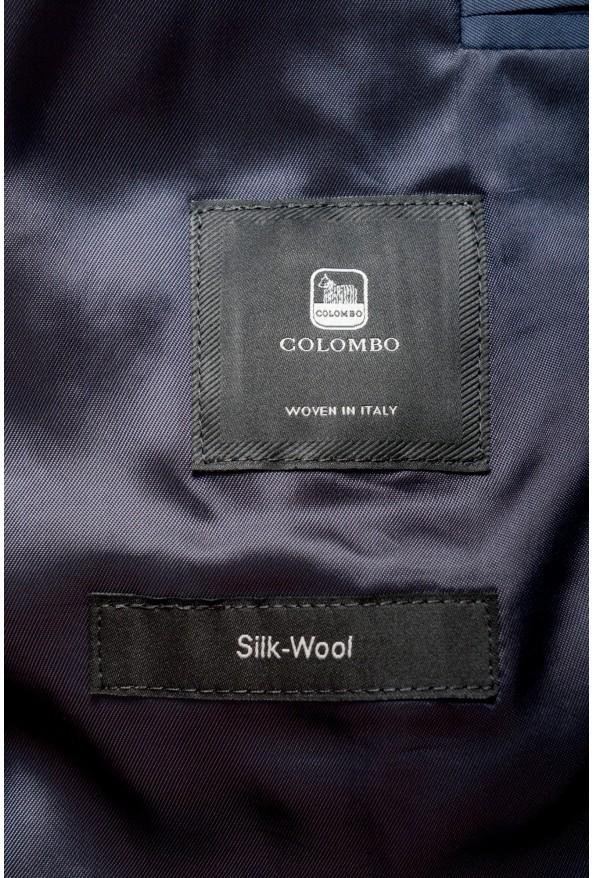 "Hugo Boss Men's ""Johnstons5/Lenon1"" Regular Fit Silk Wool Two Button Suit: Picture 13"