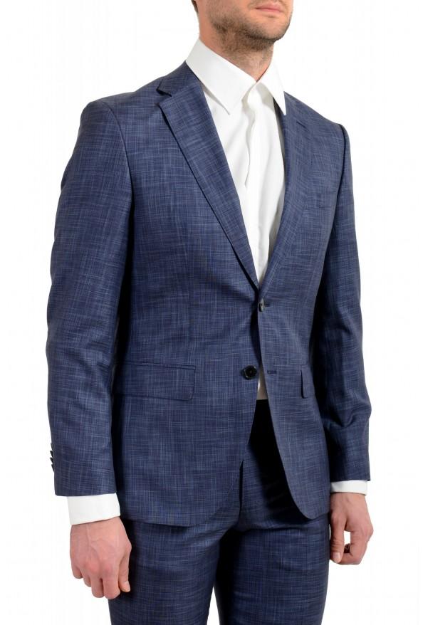 "Hugo Boss Men's ""Johnstons5/Lenon1"" Regular Fit Silk Wool Two Button Suit: Picture 5"