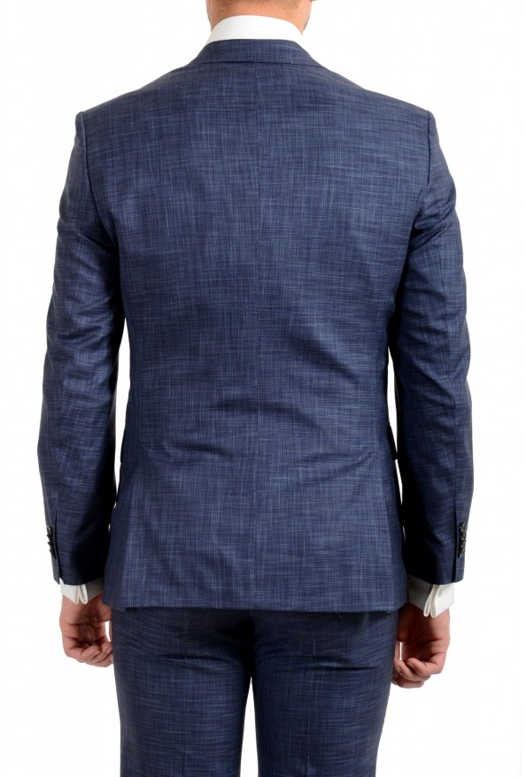 "Hugo Boss Men's ""Johnstons5/Lenon1"" Regular Fit Silk Wool Two Button Suit: Picture 6"