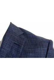 "Hugo Boss Men's ""Johnstons5/Lenon1"" Regular Fit Silk Wool Two Button Suit: Picture 7"