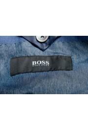 "Hugo Boss Men's ""Hutson5/Gander2"" Slim Fit 100% Wool Blue Two Button Suit: Picture 12"