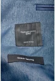 "Hugo Boss Men's ""Hutson5/Gander2"" Slim Fit 100% Wool Blue Two Button Suit: Picture 13"