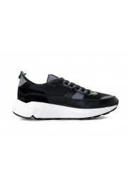 Car Shoe By Prada Men's Black Suede Leather Fashion Sneakers Shoes: Picture 4