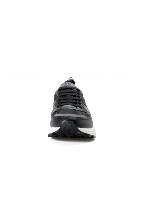 Car Shoe By Prada Men's Black Suede Leather Fashion Sneakers Shoes: Picture 5