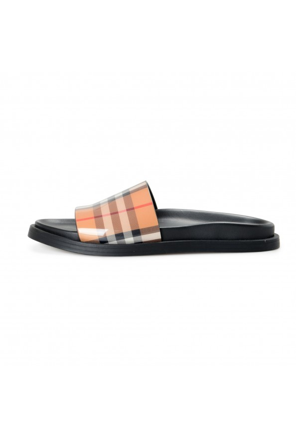 """Burberry Women's """"ASHMORE"""" Checkered Sandals Flip Flops Shoes: Picture 2"""