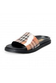 """Burberry Women's """"ASHMORE"""" Checkered Sandals Flip Flops Shoes"""