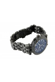 Versace Men's Round Stainless Steel Black Dial Watch: Picture 5