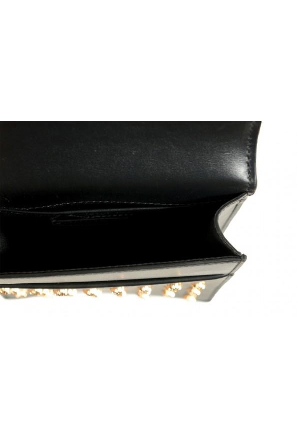 Versace Men's 100% Leather Medusa Stud Mini Shoulder Bag: Picture 5