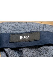 """Hugo Boss Men's """"Stanino17-W"""" Brown Flat Front Casual Pants : Picture 5"""