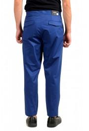 """Hugo Boss Men's """"Parik-2P-D"""" Royal Blue Pleated Front Casual Pants: Picture 3"""