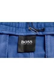 """Hugo Boss Men's """"Parik-2P-D"""" Royal Blue Pleated Front Casual Pants: Picture 6"""