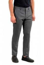 "Hugo Boss Men's ""Gido"" 100% Wool Gray Pants: Picture 2"