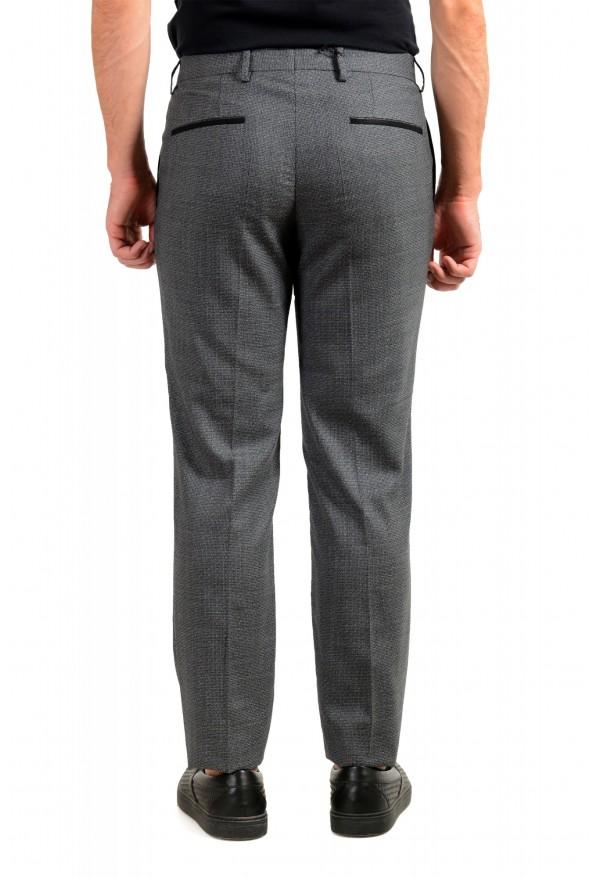 "Hugo Boss Men's ""Gido"" 100% Wool Gray Pants: Picture 3"