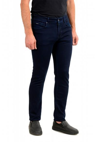"""Hugo Boss Men's """"Charleston3"""" Dark Blue Straight Leg Jeans: Picture 2"""