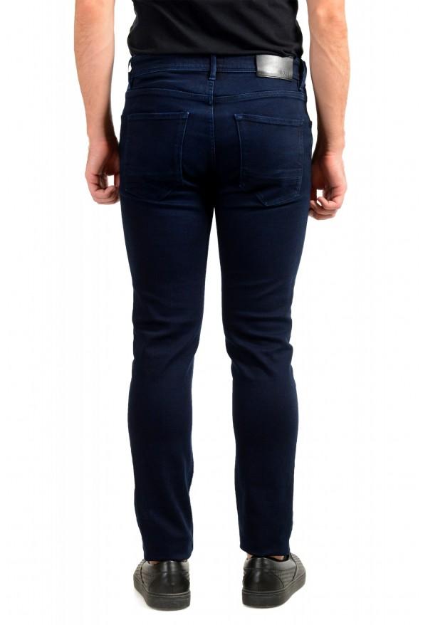 """Hugo Boss Men's """"Charleston3"""" Dark Blue Straight Leg Jeans: Picture 3"""