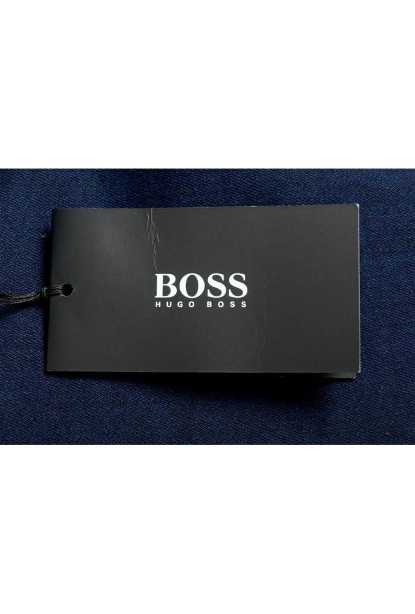 """Hugo Boss Men's """"Charleston3"""" Dark Blue Straight Leg Jeans: Picture 4"""