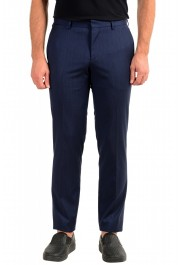 """Hugo Boss Men's""""Novan6/Ben"""" Slim Fit 100% Wool Dress Pants"""