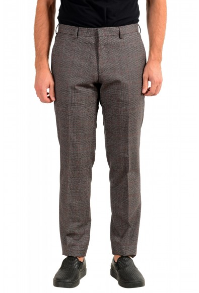 "Hugo Boss Men's ""Genius5"" Slim Fit 100% Wool Dress Pants"
