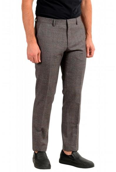 "Hugo Boss Men's ""Genius5"" Slim Fit 100% Wool Dress Pants: Picture 2"