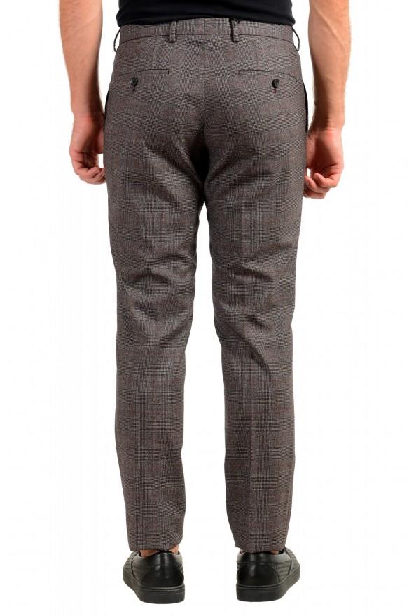 "Hugo Boss Men's ""Genius5"" Slim Fit 100% Wool Dress Pants: Picture 3"