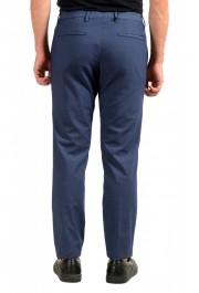 "Hugo Boss Men's ""Wylson-W"" Blue Geometric Print Casual Pants : Picture 3"