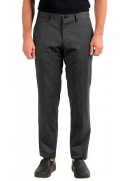 """Hugo Boss Men's """"Giro6"""" Slim Fit Wool Dress Pants"""