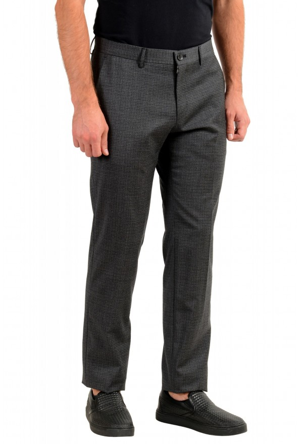 "Hugo Boss Men's ""Giro6"" Slim Fit Wool Dress Pants : Picture 2"