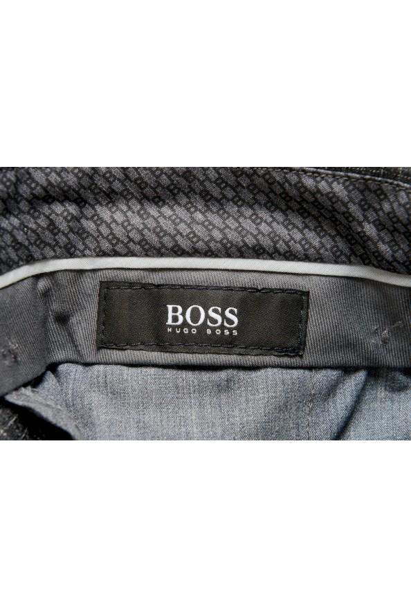 "Hugo Boss Men's ""Giro6"" Slim Fit Wool Dress Pants : Picture 5"