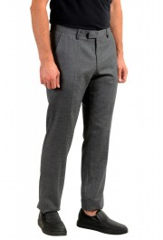 "Hugo Boss Men's ""Lenon2"" Regular Fit 100% Wool Dress Pants: Picture 2"