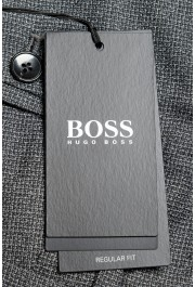 "Hugo Boss Men's ""Lenon2"" Regular Fit 100% Wool Dress Pants: Picture 4"