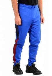 """Hugo Boss Men's """"Devry"""" Blue Casual Pants Sweatpants: Picture 2"""