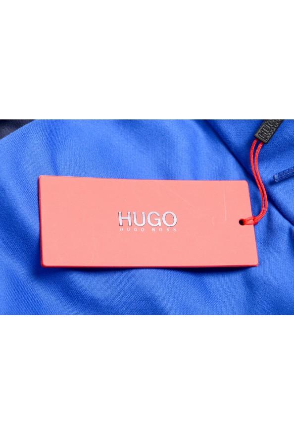 """Hugo Boss Men's """"Devry"""" Blue Casual Pants Sweatpants: Picture 4"""
