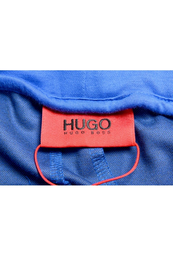 """Hugo Boss Men's """"Devry"""" Blue Casual Pants Sweatpants: Picture 5"""