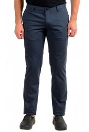 "Hugo Boss Men's ""Gerald182W"" Dark Blue Casual Pants"