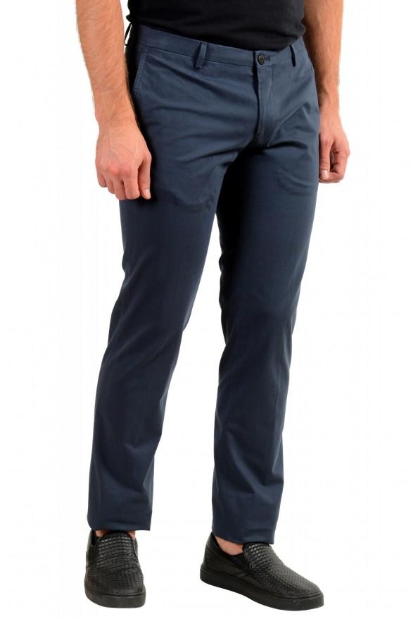 "Hugo Boss Men's ""Gerald182W"" Dark Blue Casual Pants: Picture 2"