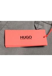 "Hugo Boss Men's ""Heldor183"" Gray Geometric Print Flat Front Casual Pants: Picture 4"