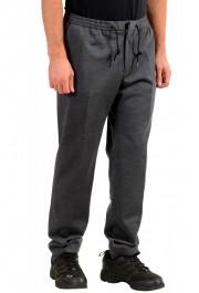 """Hugo Boss Men's """"Banks2-J"""" Gray Wool Casual Pants: Picture 2"""